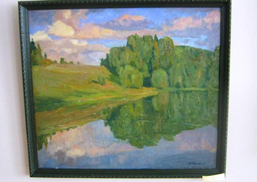 Нуртдинов.Выставка 1 июня 050
