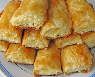 листовое тесто рецепты с фото