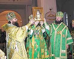 Прославление преп. Тимона