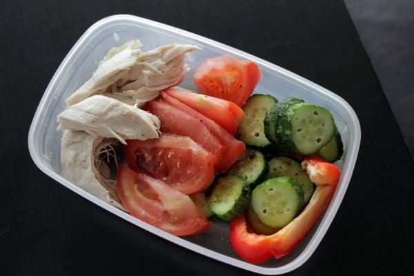 прав обед