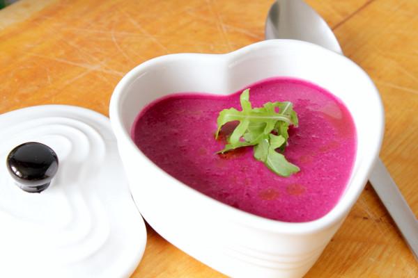 суп свекла