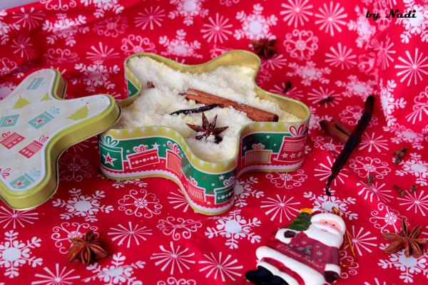 Рождественский сахар