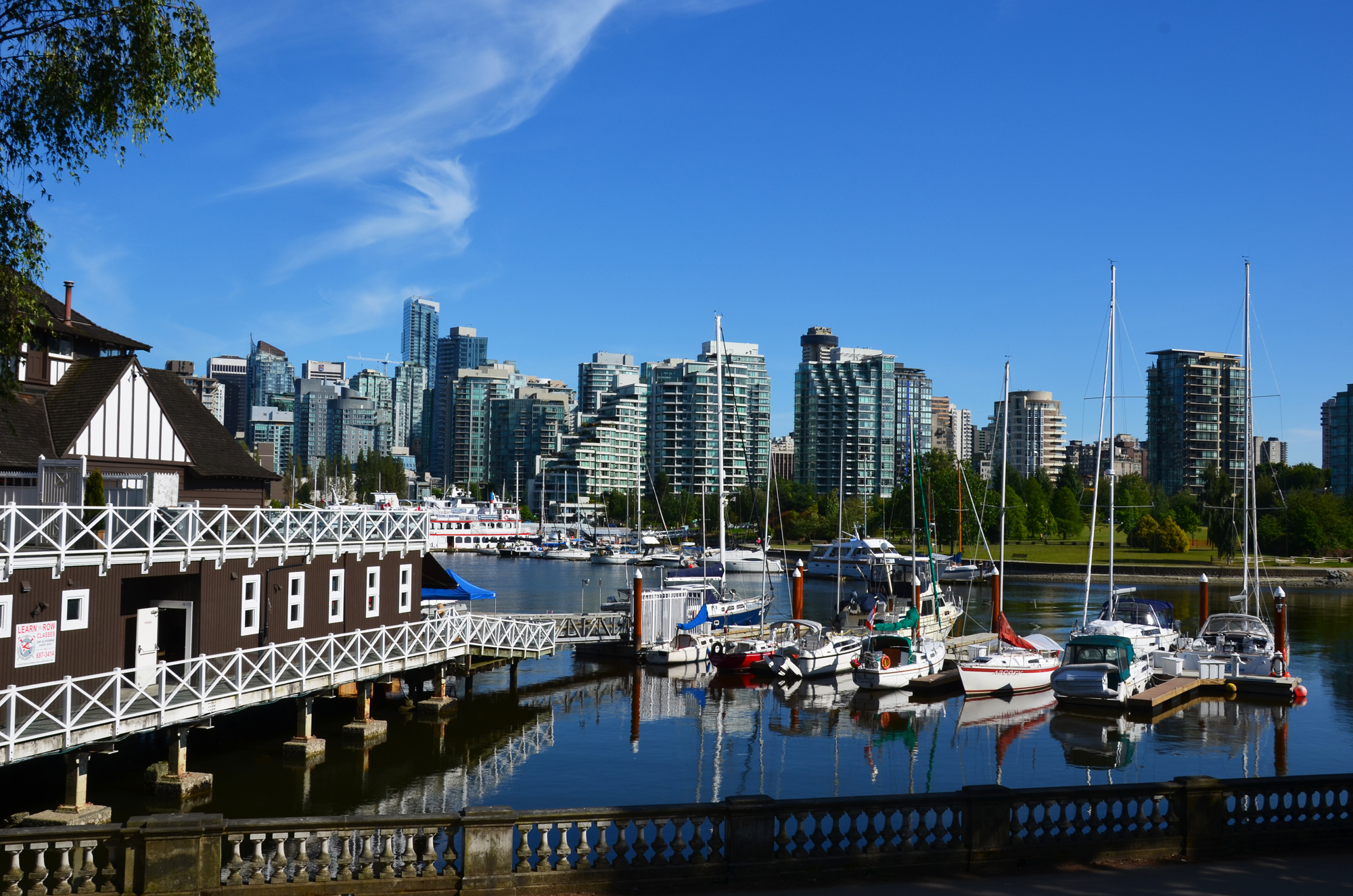 Pacific North West Travel Notes 2014 - part 4 (Vancouver