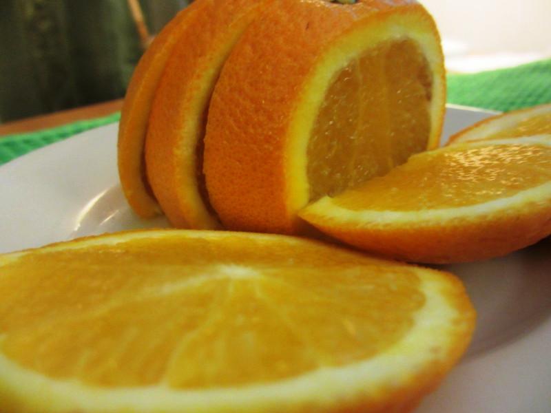 Апельсинные дольки 25 марта 2021