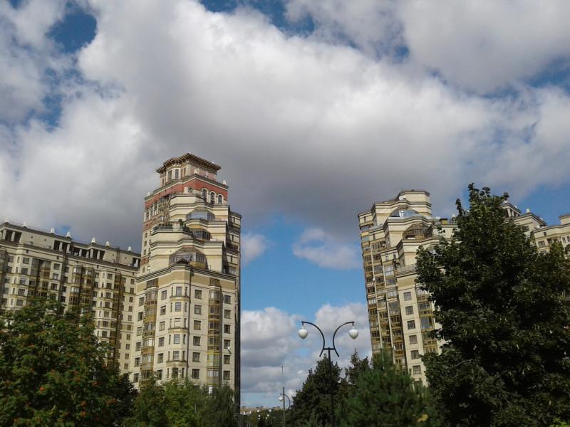 22 августа 2021 по дороге к метро Ломоносовский проспект