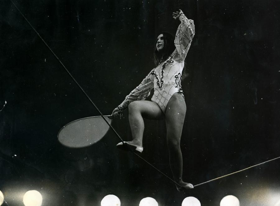 артисты цирка ссср фото любовь