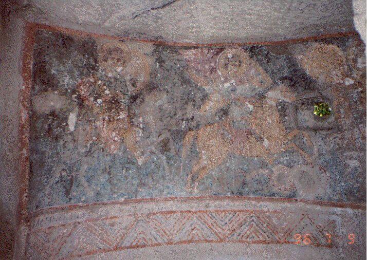eski-kermen-freska-3-vsadnika