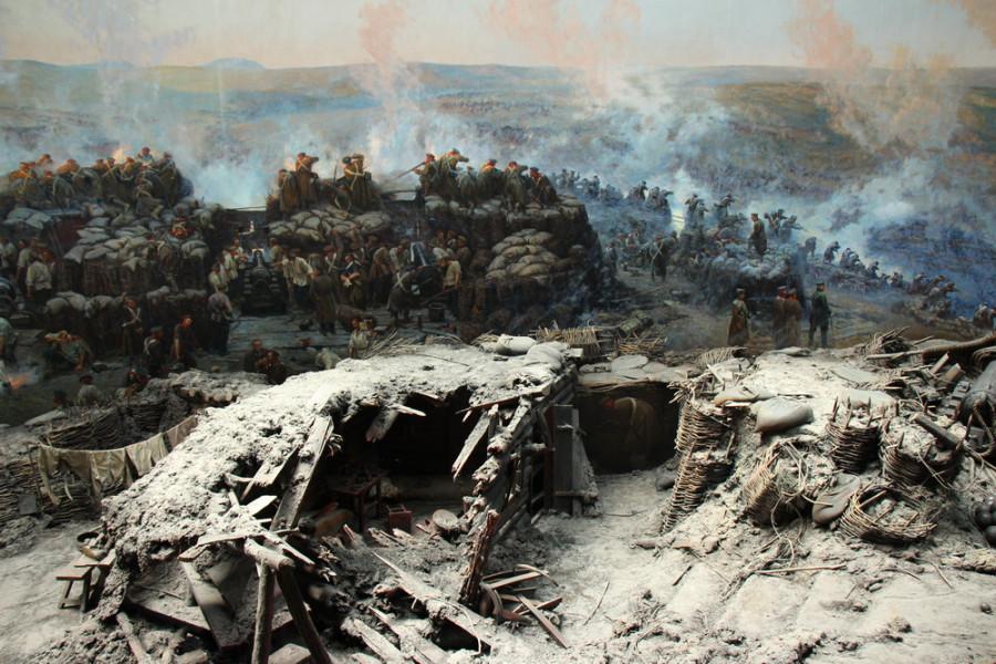Вторая оборона севастополя фото из архива