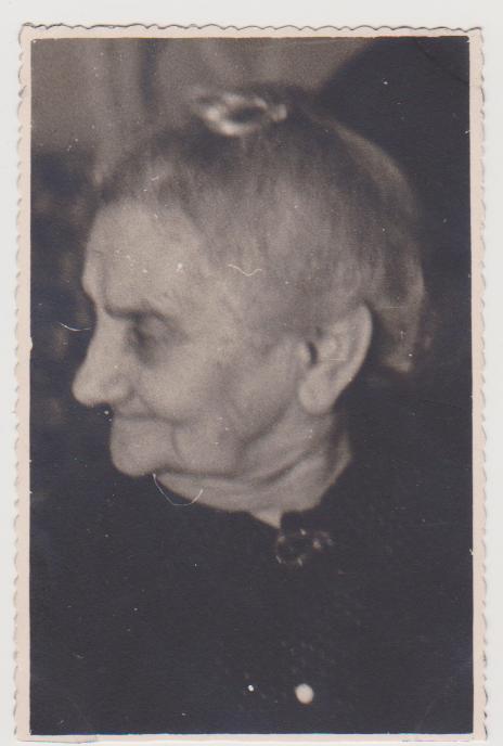 П.Я.Либерман в старости