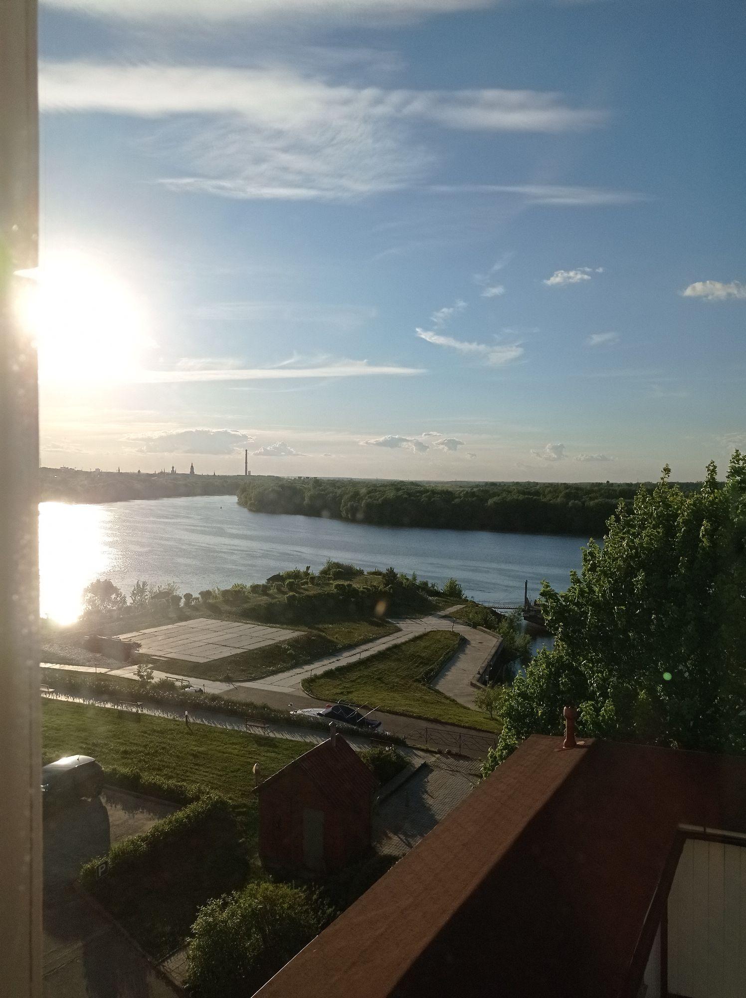 Тоже вид из окна