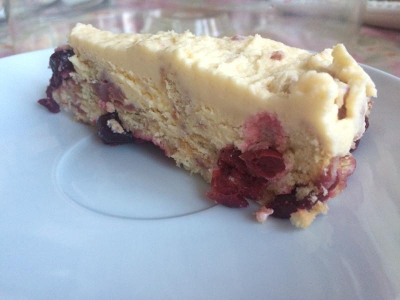 Десерт графини Вишенки