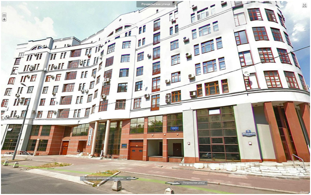 Квартира несовершеннолетней дочери Собянина. москва