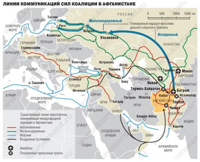 О базе НАТО в Ульяновске