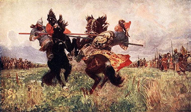Куликовская битва 1
