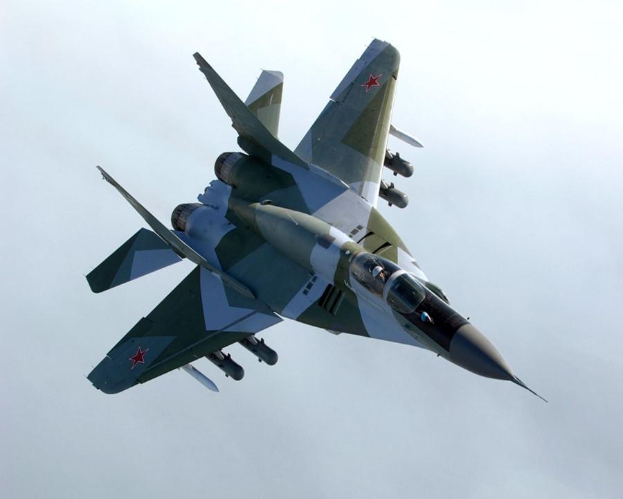МИГ-29 3