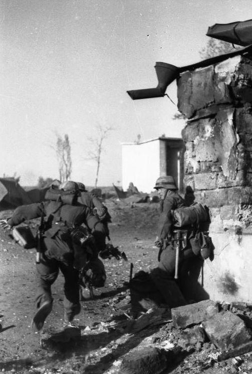 Подступы к Сталинграду