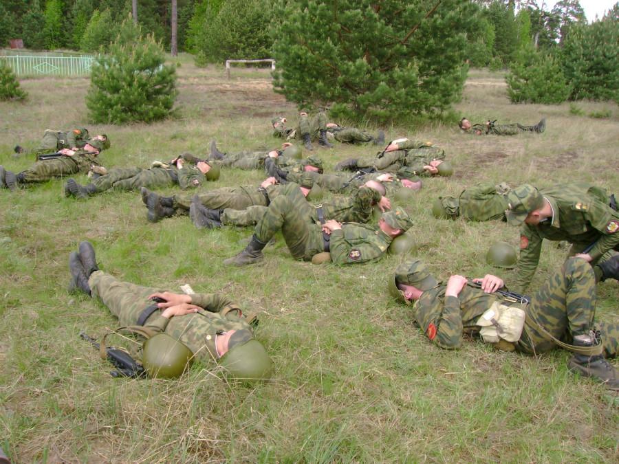 Военный сон