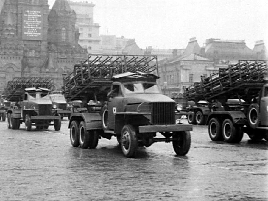 Автомобильная слуба в период великой отечественной войны 2