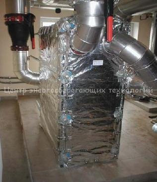 Изоляция для теплообменника Сварной пластинчатый теплообменник Sondex SAW7 Иваново