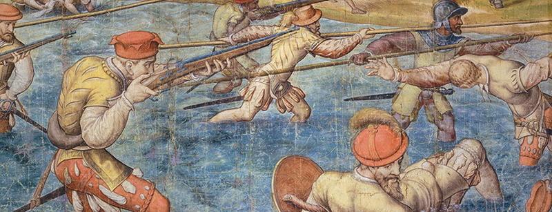 Имперская пехота в Тунисе, 1535 год. Ян-Корнелиус Вермейен