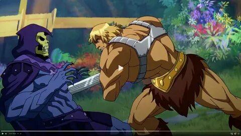 """""""Наконец ты использовал меч по назначению!"""" (отсылка к классическому сериалу, где Хи-мэн этого как раз не делал!). Впрочем, и тут всё """"не так однозначно""""(С)."""