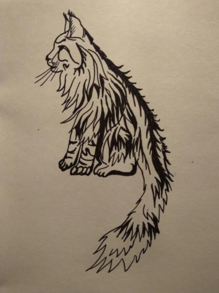 Каспер рисунок Филиты