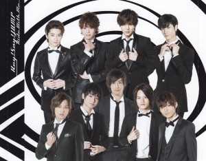 Hey!Say!JUMP - Ride WIth Me