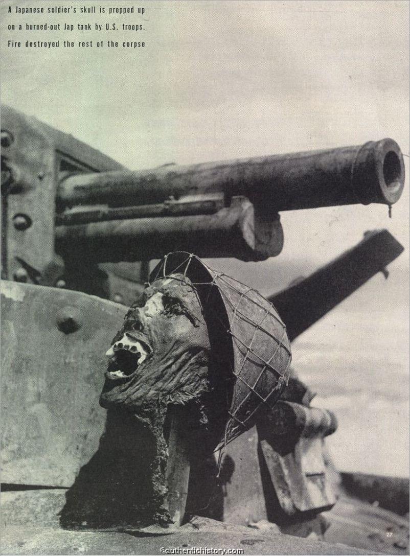 Life_Magazine_19430201_Guadalcanal_pg_27_Jap_Skull