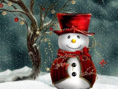 Fun Snowman