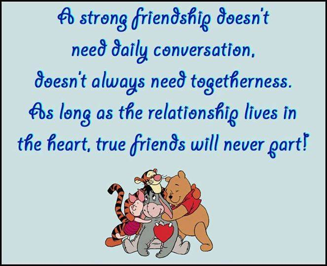 Strong Friends