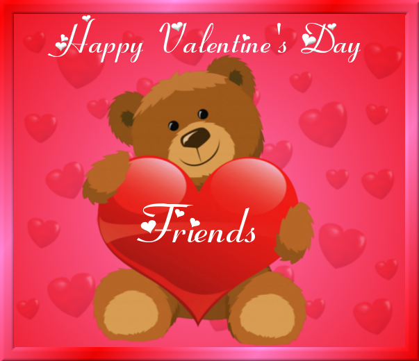 Val Day Friends