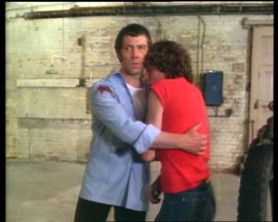Mixed Doubles hug