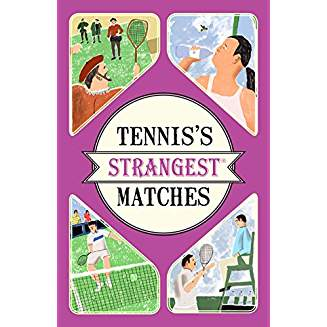 Book - Tennis's Strangest Matches