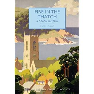 Book - Fire in the Thatch