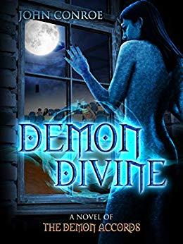Book - Demon Divine