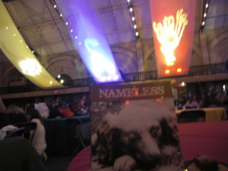 Nameless at Leaky Con