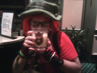 Morag the Glitchy Witch