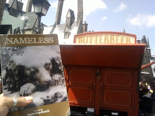 Nameless Butterbeer Stand