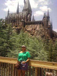 Nakki at Hogwarts