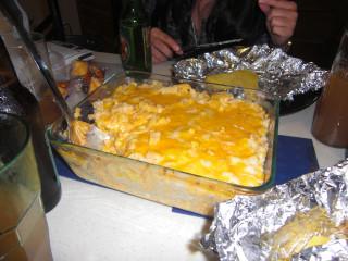 Cooked Dish, OM NOM NOM