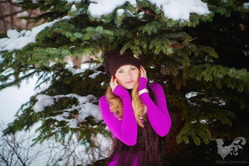 Фотограф Ирина Царевская