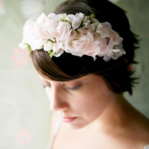 Handmade Floral Crown : Namaste25