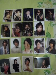 JUN mixed photos