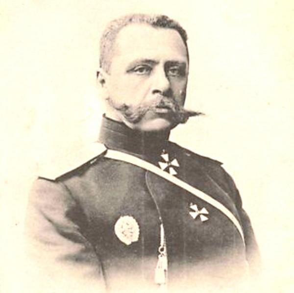 О мученичестве генерала П.К. Ренненкампфа. «Отправить в ведение совнаркома» означает зверски убить.