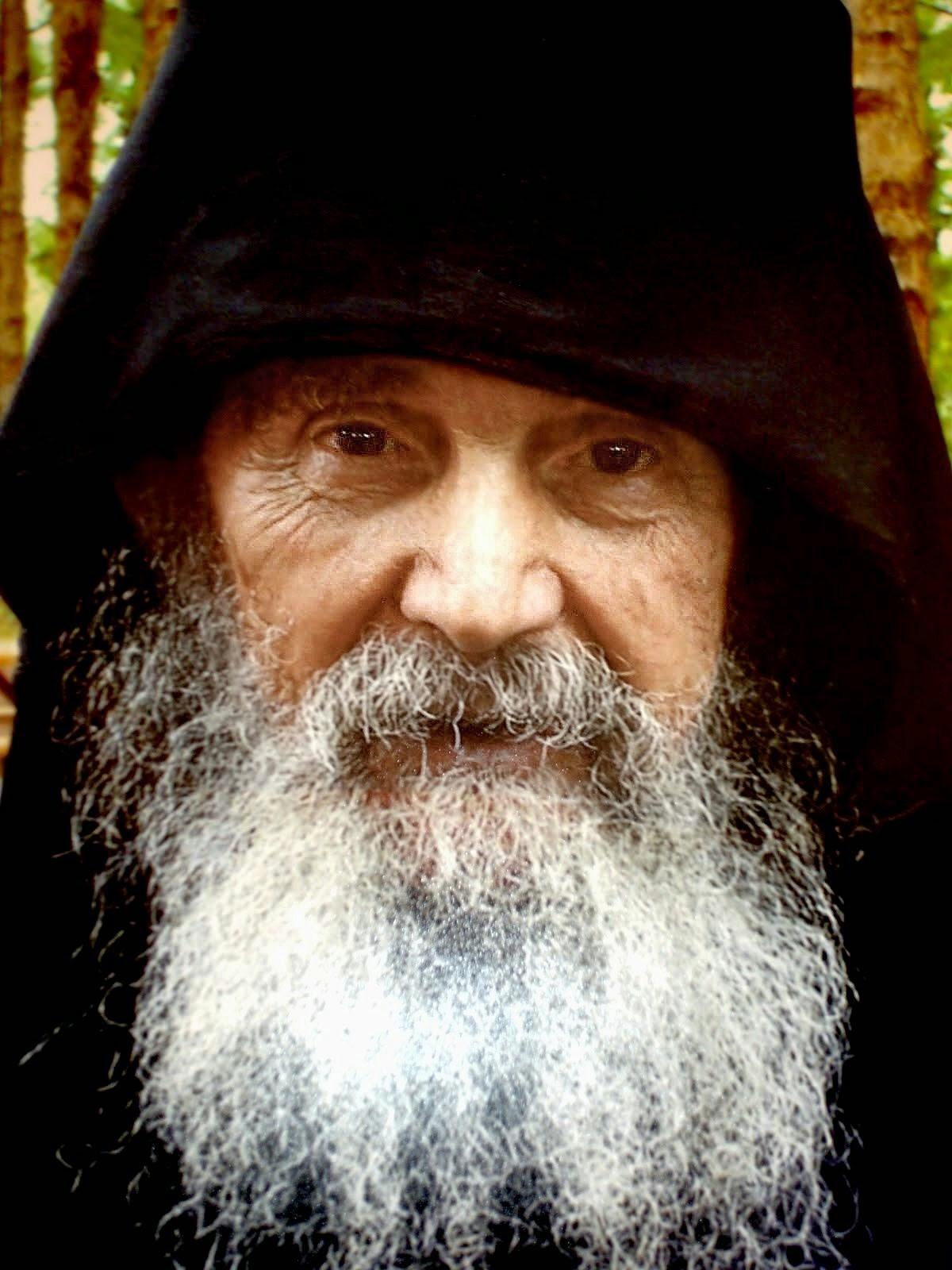 Старец Ефрем Филофейский.