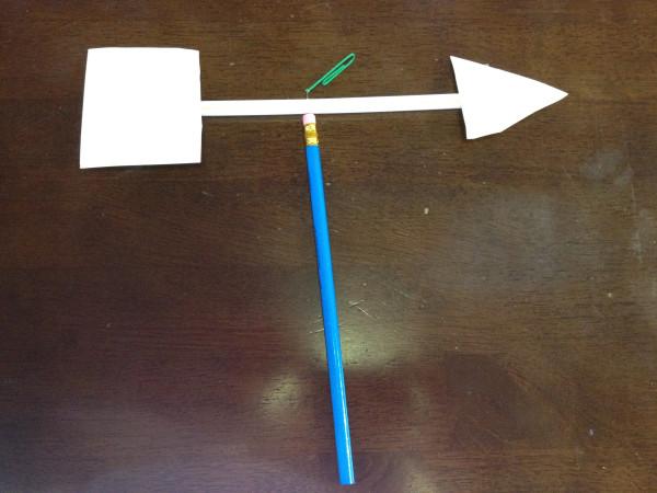 How to Make a Wind Vane How to Make a Wind Vane we