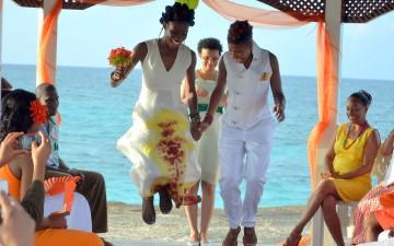 First_Jamaican_Lesbian_Wedding