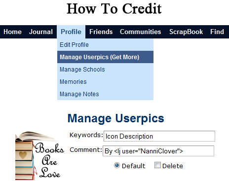 How To Credit