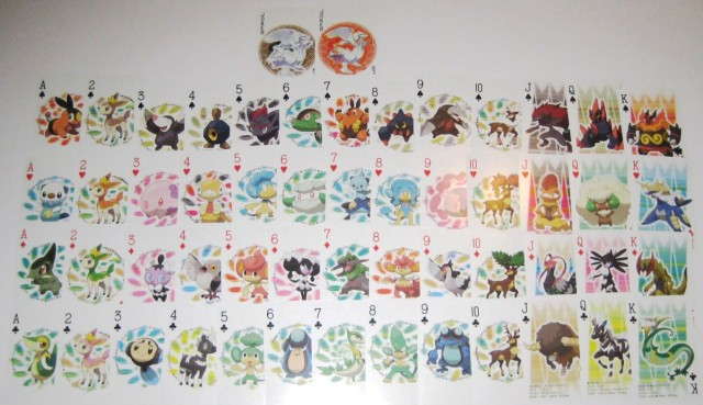 pokemon stage 3 cards poker