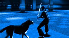 Saboteur-1999: ниндзя и собаки теперь заодно!